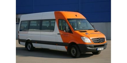 PASSENGER TRANSPORT WITH 16 SEATS